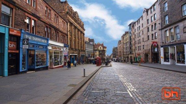 Auberge  Brodie's s Edinburgh