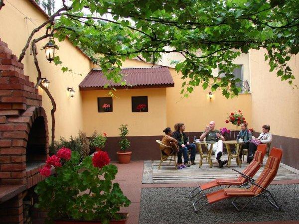 Auberge Transylvania