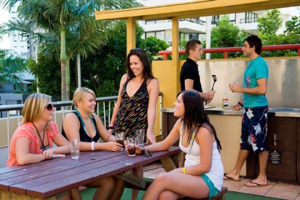 Islander Backpackers Resort