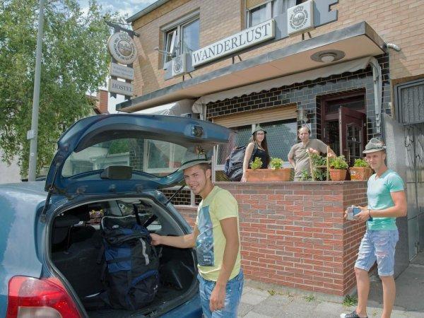 Auberge Wanderlust  in Floerheim