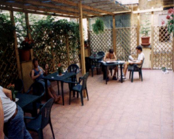 Auberge Fiesta Terrace