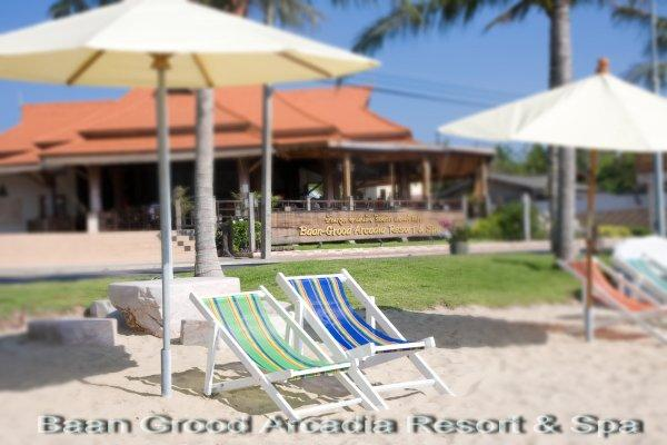 Baan Grood Arcadia Resort and Spa