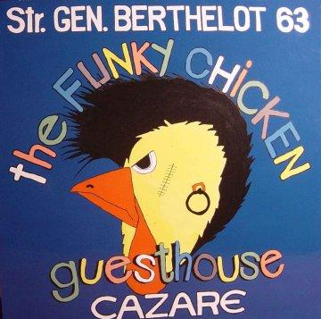 Auberge The Funky Chicken