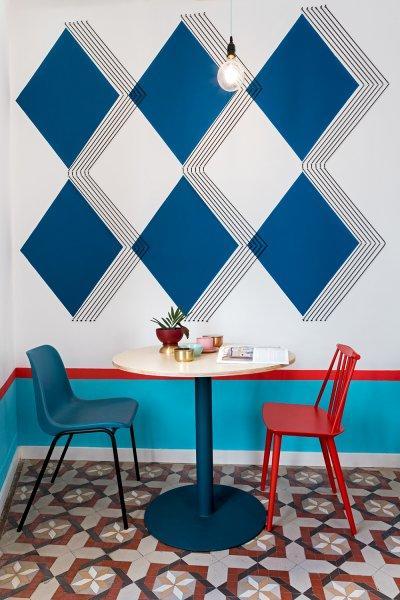 Auberge Valencia Lounge