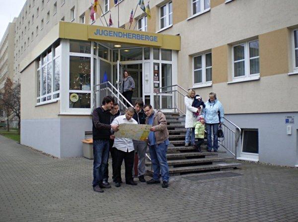 Auberge  DRESDEN   'Jugendgästehaus'