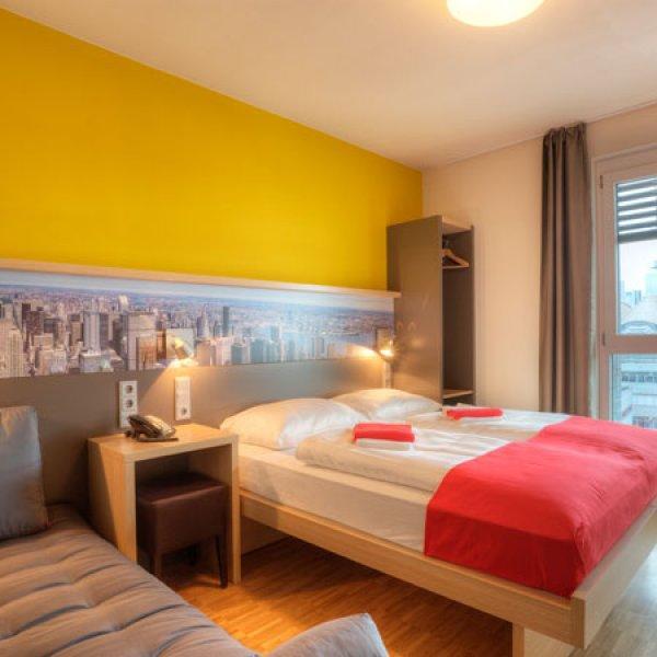 MEININGER Hotel Frankfurt/Main Messe