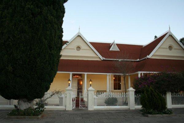 Karoopark Guest House