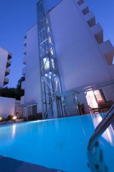 Hotel Parthenon City