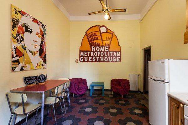 Rome Metropolitan Guesthouse