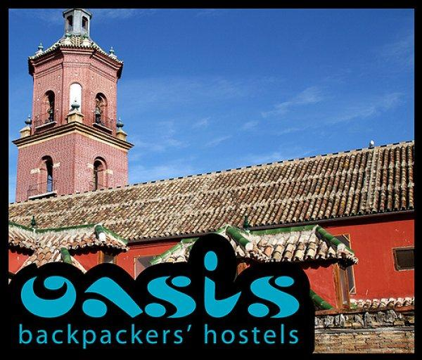Auberge Oasis Backpackers'  Malaga