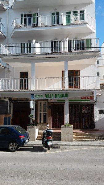 Hostal Villa Maruja