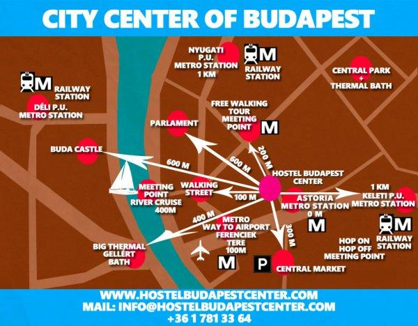 Auberge  Budapest Center