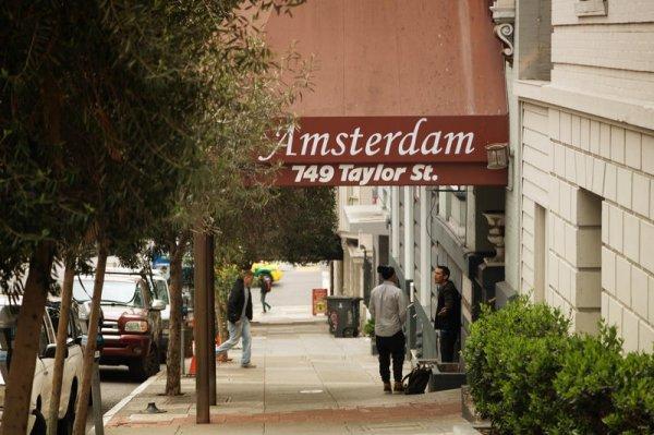 Auberge Amsterdam San Francisco