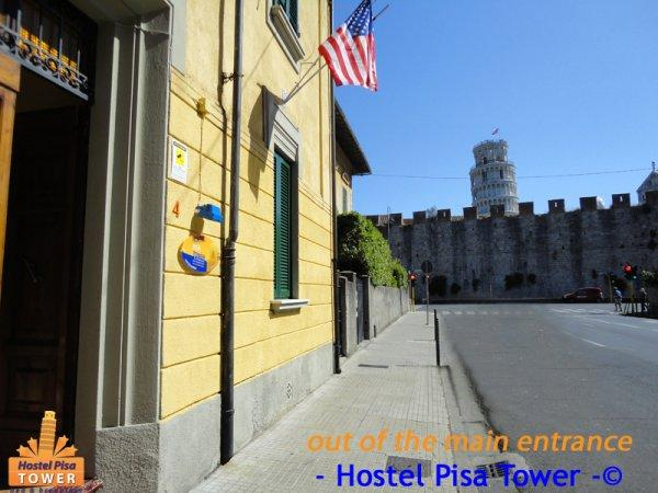 Auberge  Pisa Tower