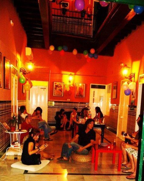 Auberge  One Sevilla Centro