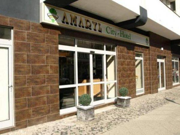 Amaryl City-Hotel am Kurfürstendamm