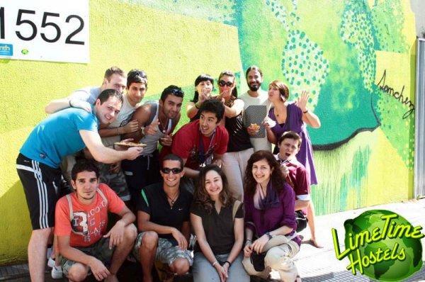 Auberge LimeTime s Sao Paulo