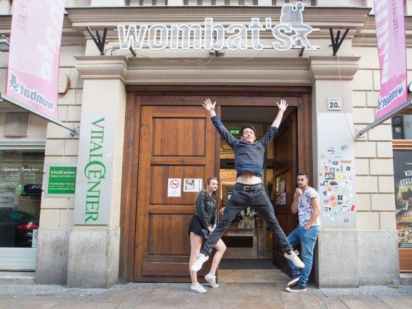 Auberge Wombats City  Budapest