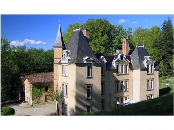 Chateau de Bonnevaux