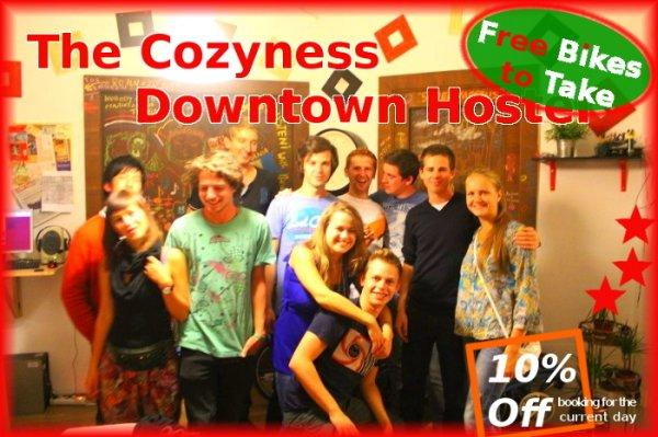 Auberge The Cozyness Downtown