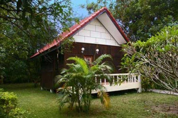 Thai Bamboo Guesthouse Resort