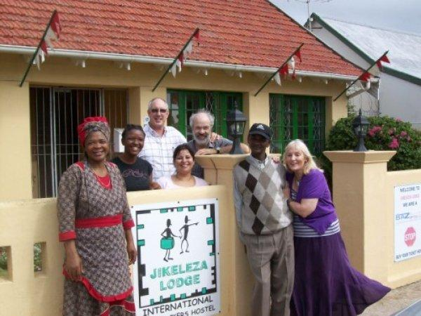 Jikeleza Lodge International Backpackers
