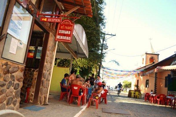 Auberge El Misti  Ilha Grande