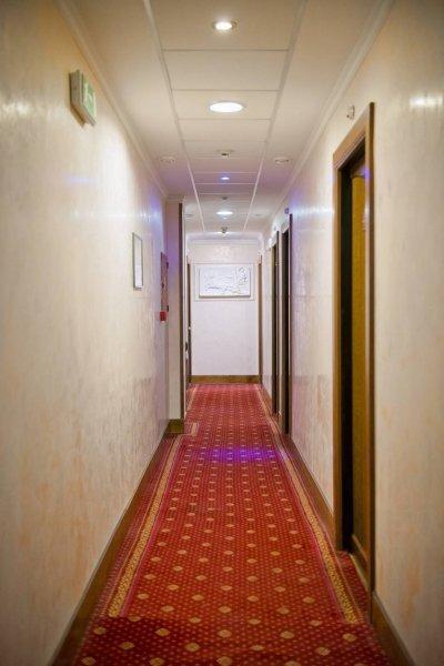 Hotel Marco Polo Rome