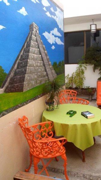 Auberge Mundo Maya