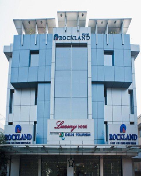 Hotel Rockland Panchsheel  Enclave