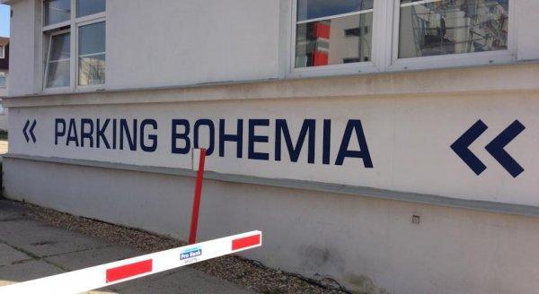 Auberge  Bohemia