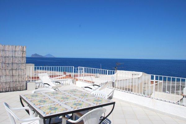 Loft Canneto Lipari Casa al Mar