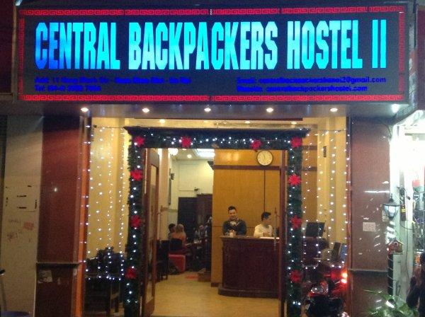 Auberge Central Backpackers  II