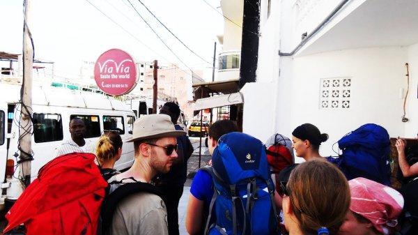 Via Via Travellers Café