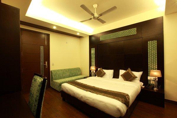 Stallen Suites & Apartments Jasola