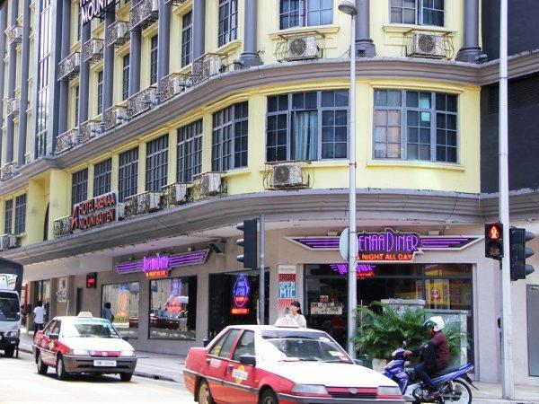 Arenaa Mountbatten Boutique Hotel