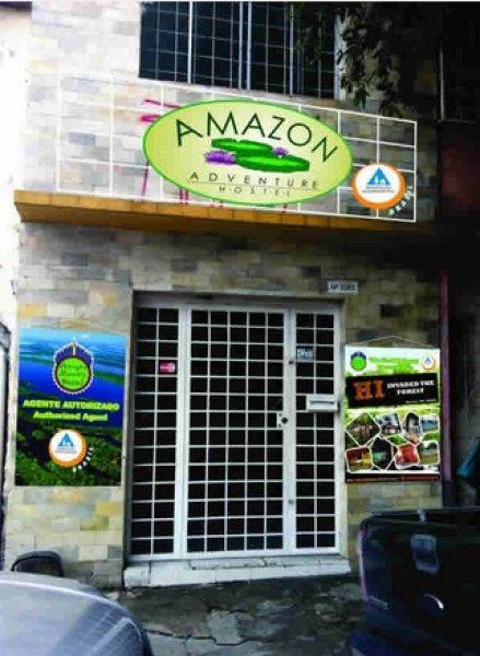 Auberge Amazon Adventure