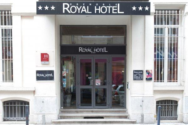 Royal Hôtel Grenoble Centre