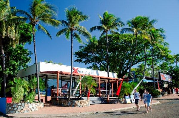 Base Airlie Beach Resort