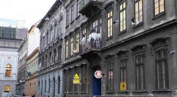 Auberge  Iskola 2.0 Budapest
