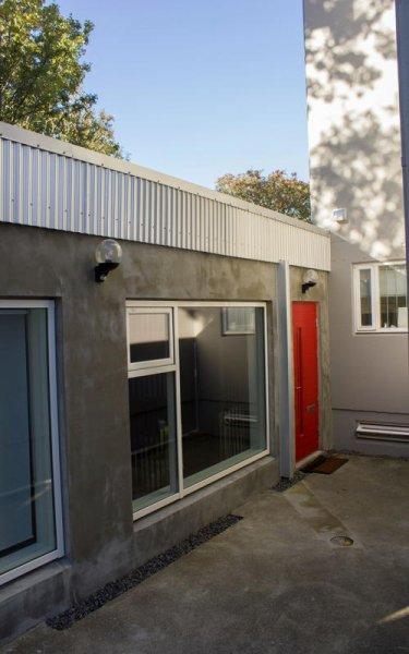 Home Red Door