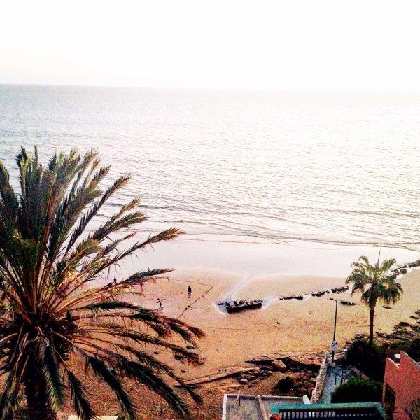 Auberge Taghazout Beach