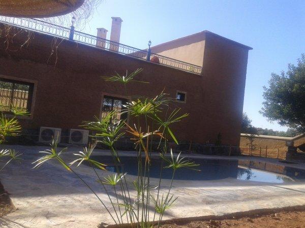 Ouirgane Eco-lodge