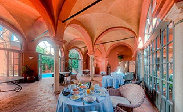 Hotel Casa Palacio de Carmona