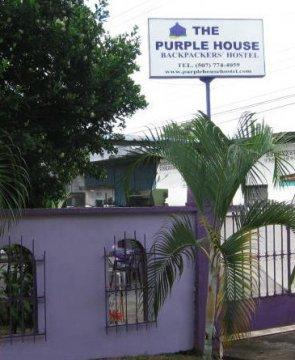 Auberge The Purple House International Backpackers'