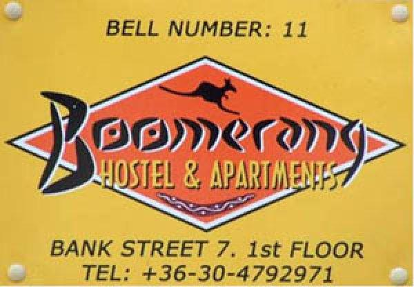 Auberge Boomerang  & Apartments