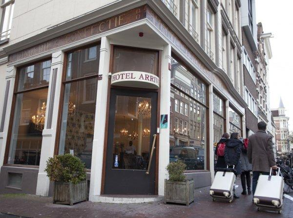 Hotel Quentin Arrive Amsterdam
