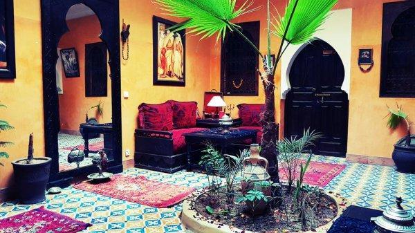 Riad Dar Salam Guest House