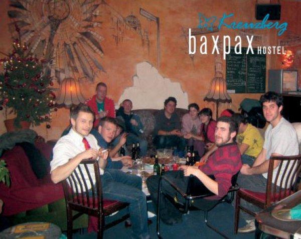 Auberge baxpax Kreuzberg