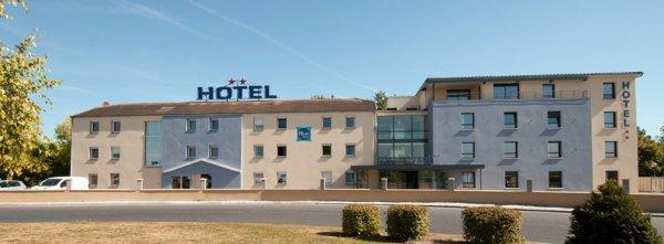 Blue Hotel Reims
